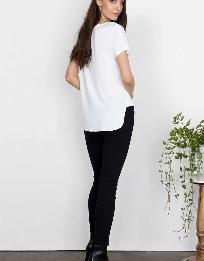 Gentle Fawn Alabama White T-Shirt