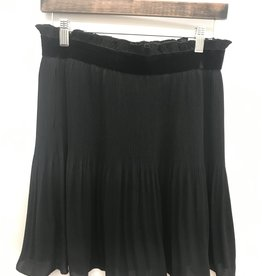 Yaya Black Skirt