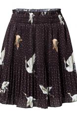 Yaya Japanese Print Skirt
