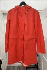 Vero Moda Friday Raincoat Red