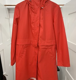 Vero Moda Friday Raincoat Red