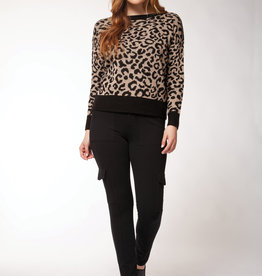 Dex Leopard Sweater