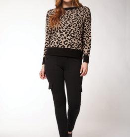 Dex Leopard Sweater