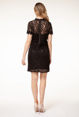 Dex Black S/S Shoutash Dress