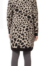 Dex Leopard Cardigan