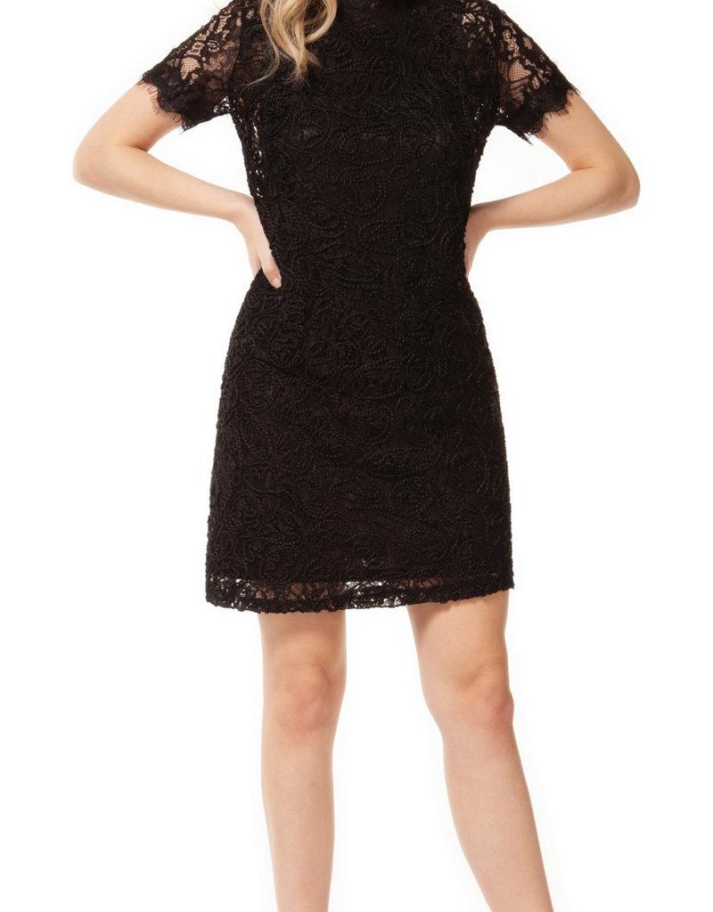 Dex Black S/S Shoutash Dress