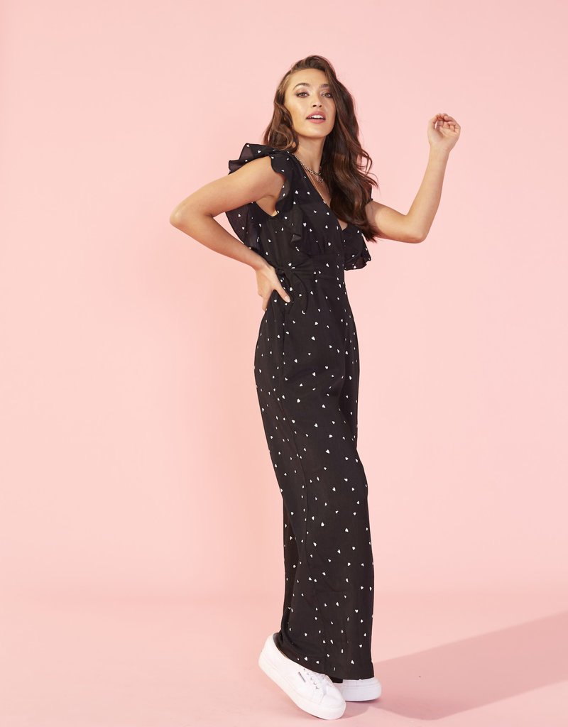 Mink Pink Me and You Jumpsuit
