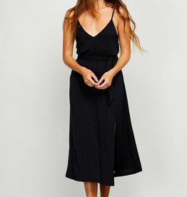 Gentle Fawn Willa Black Dress