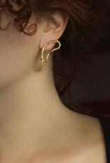 Lakoo Designs Gold Curve Left