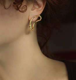 Lakoo Designs Gold Curve Left