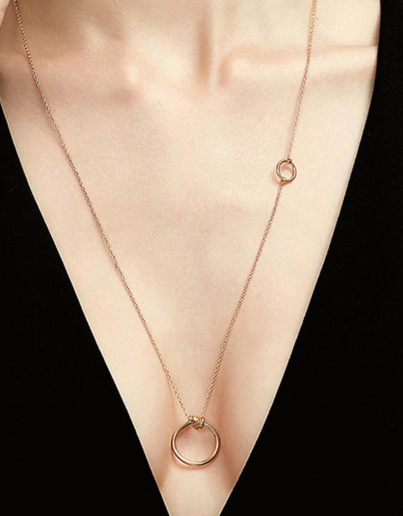 Lakoo Designs Gold Adjustable Necklace