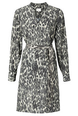 Yaya Leopard Print Dress