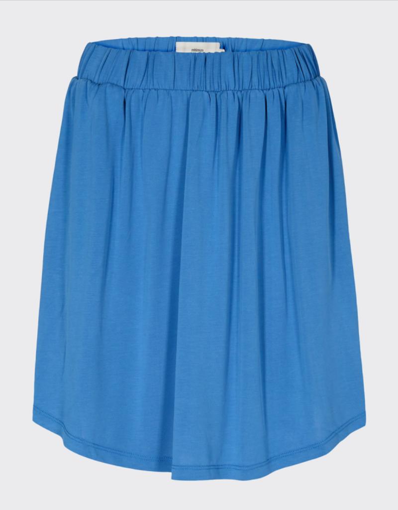Minimum Liff Skirt Palace Blue