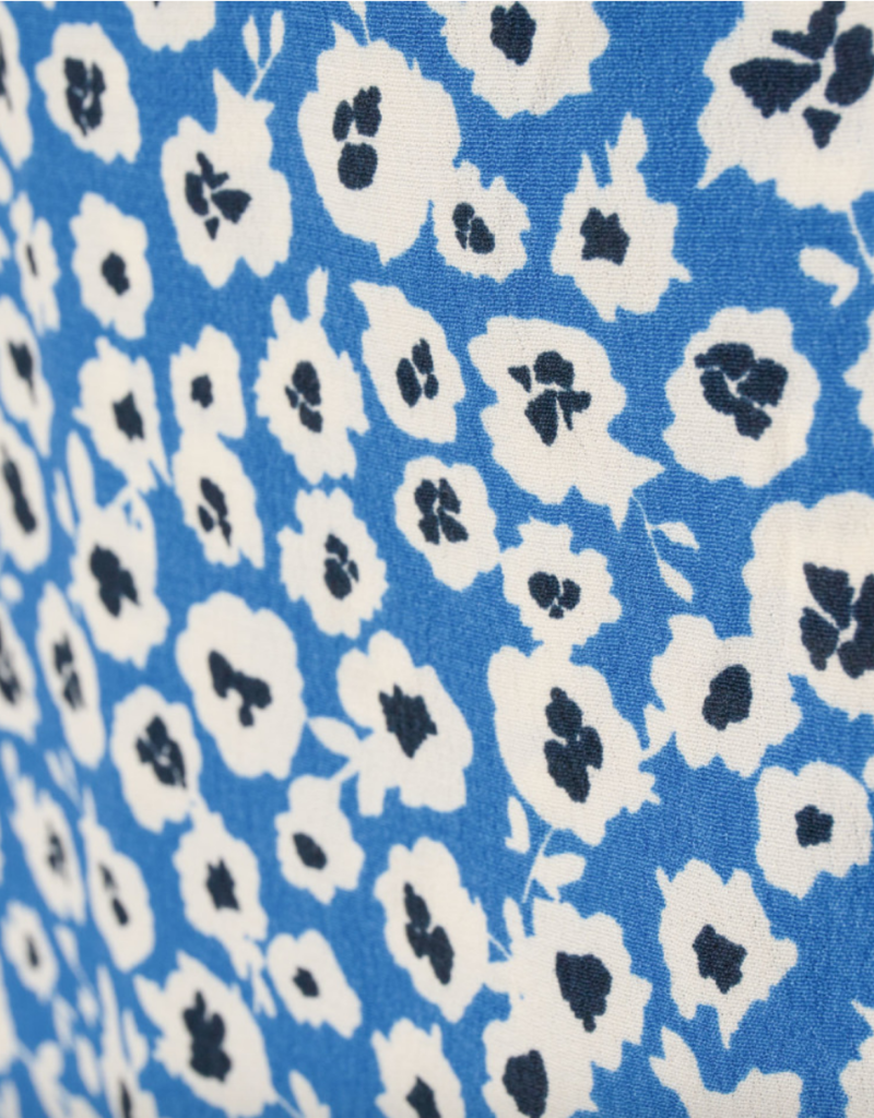 Minimum Elmina Palace Blue Dress