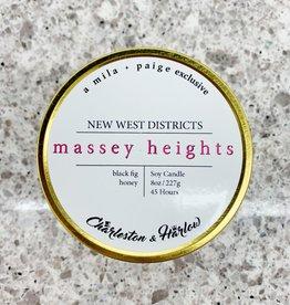 Charleston & Harlow Massey Heights Candle