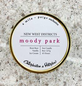 Charleston & Harlow Moody Park Candle