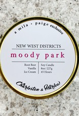 Charleston & Harlow New West District Candles