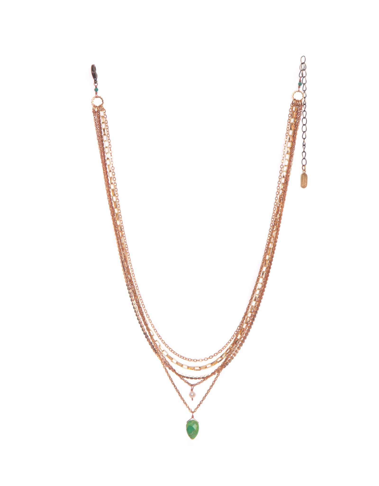 Hailey Gerrits Playa Necklace