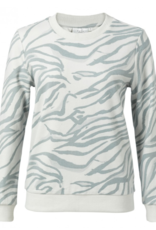 Yaya Zebra Seagull Sweatshirt