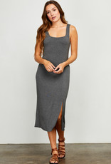 Gentle Fawn Avril Dark Grey Dress