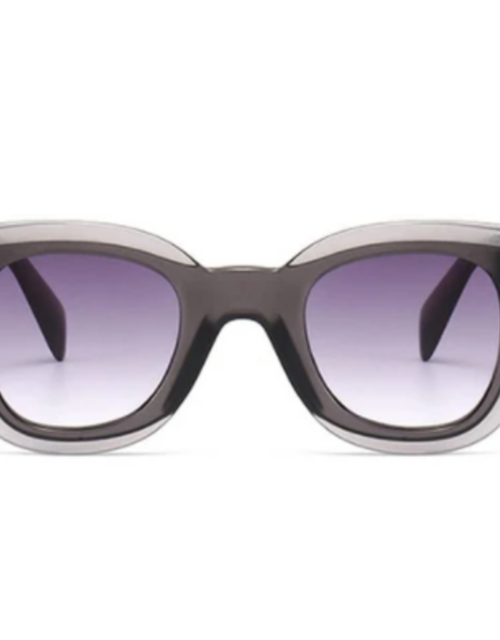 Shady Lady Sara Smoke Sunglasses