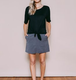 Orb Clothing Jessica Convertible Tee