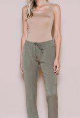 Orb Clothing Skylar Olive Pant