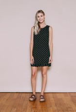 Orb Clothing Emily Polka Dot Dress