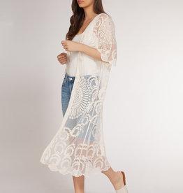 Dex Ivory Kimono