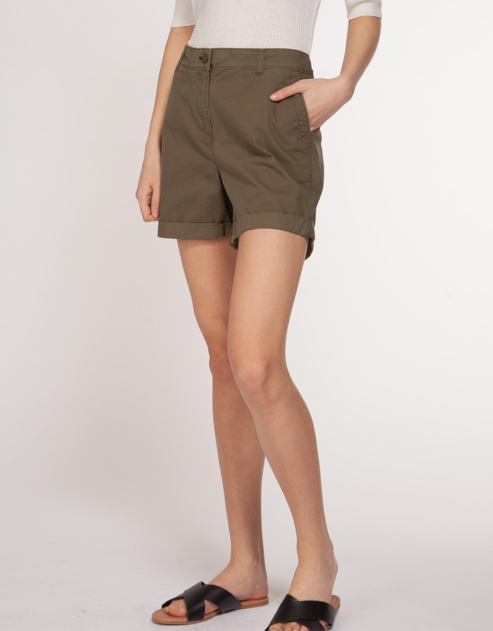 Dex Khaki Shorts