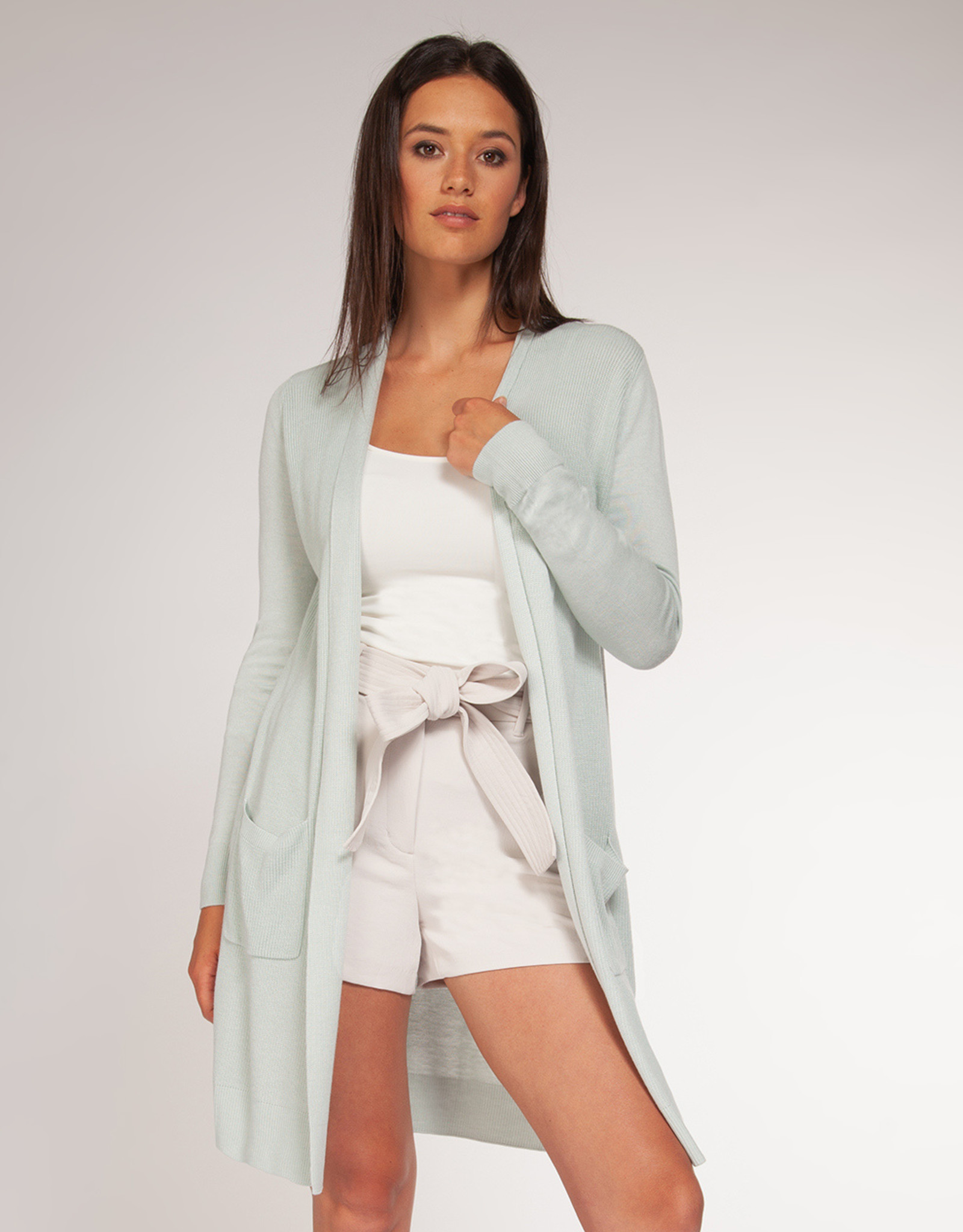 Black Tape Mint Cardigan