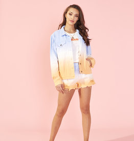 Mink Pink Fade Away Jacket