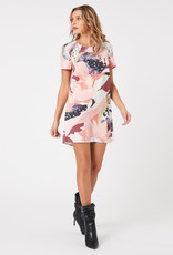 Mink Pink Set the Scene Tee Dress