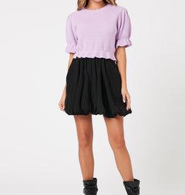 Mink Pink Fabienne Mini Skirt
