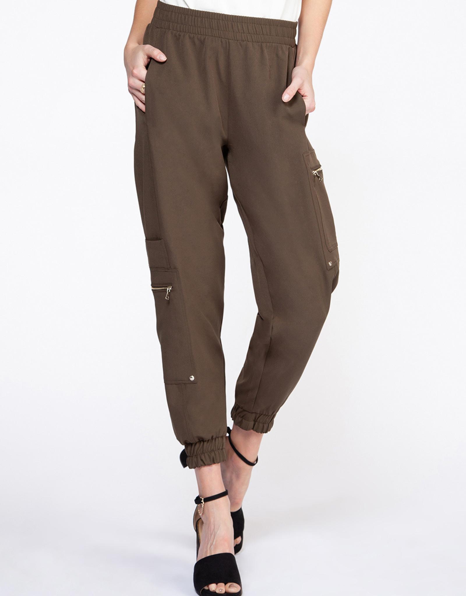 Black Tape Army Cargo Pants
