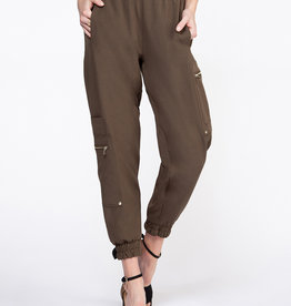 Black Tape Army Cargo Pants