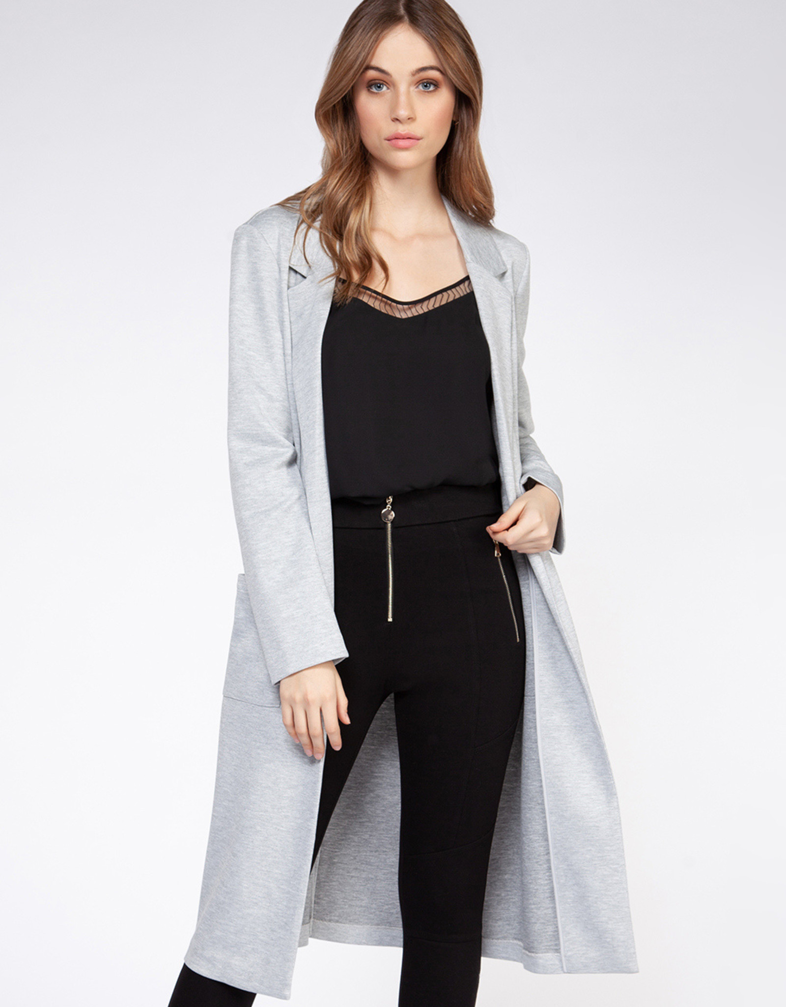 Dex Grey Coat