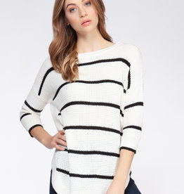 Dex Stripe Sweater
