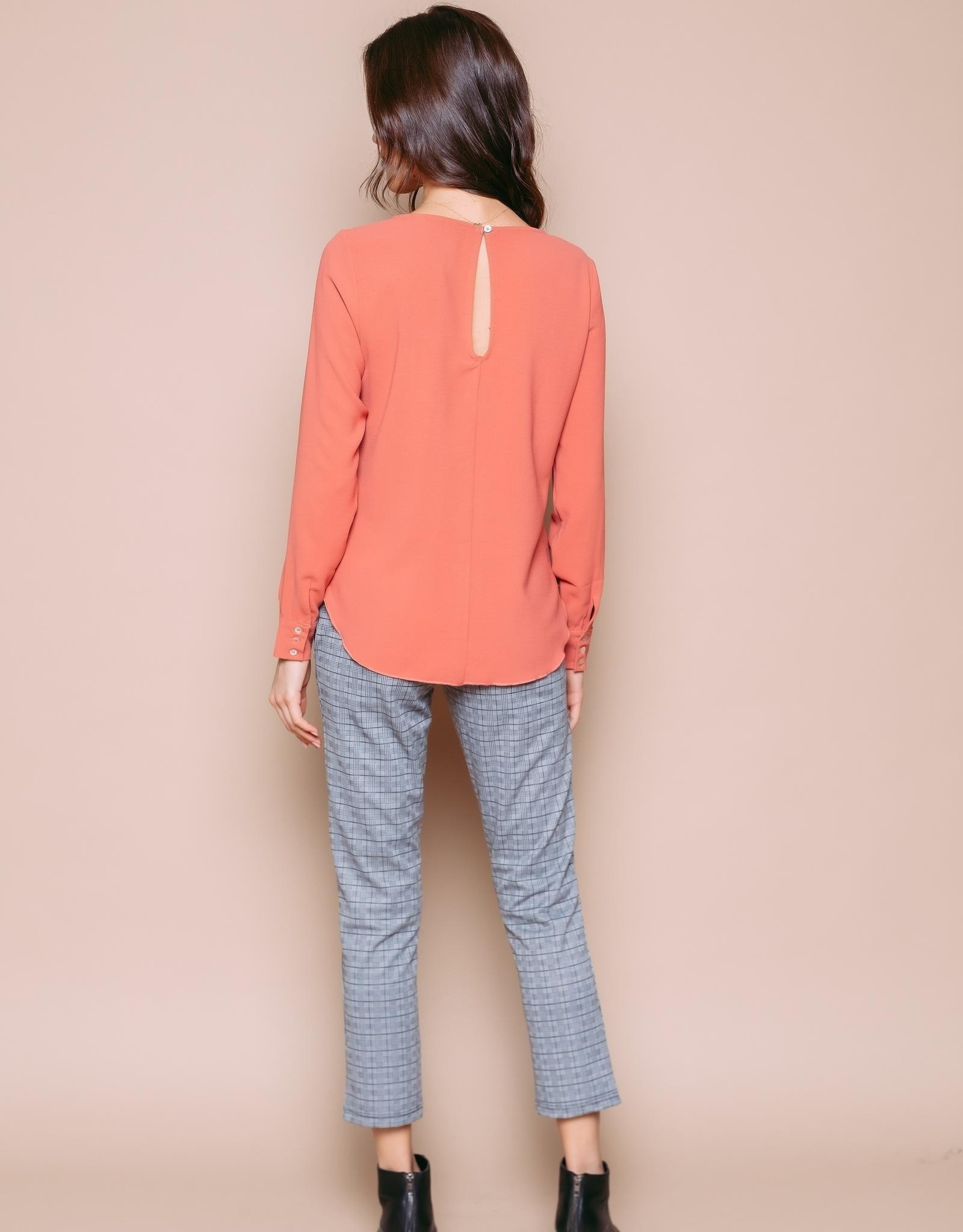 Orb Clothing Laurie Blouse