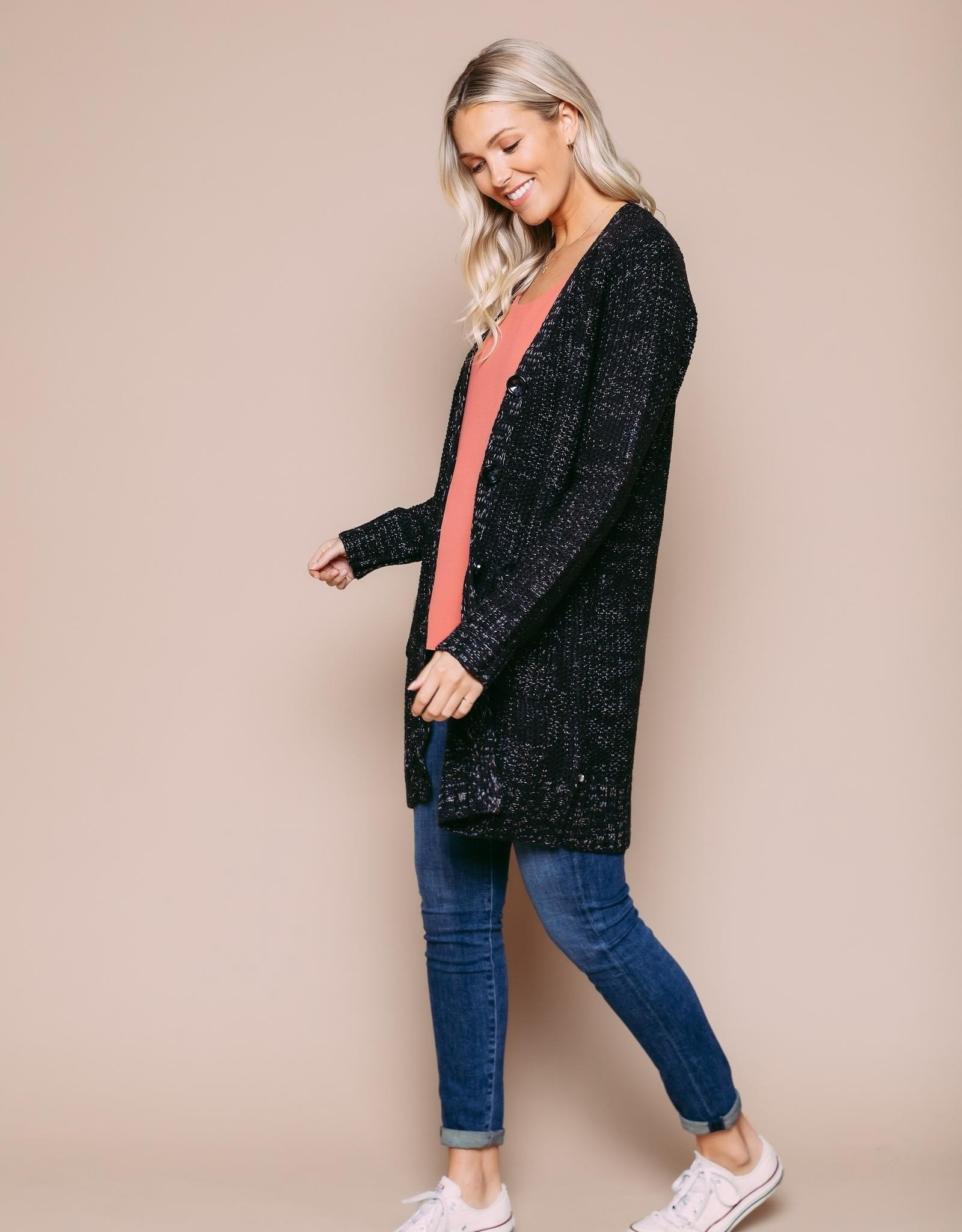 Orb Clothing Jessica Sweater Jacket