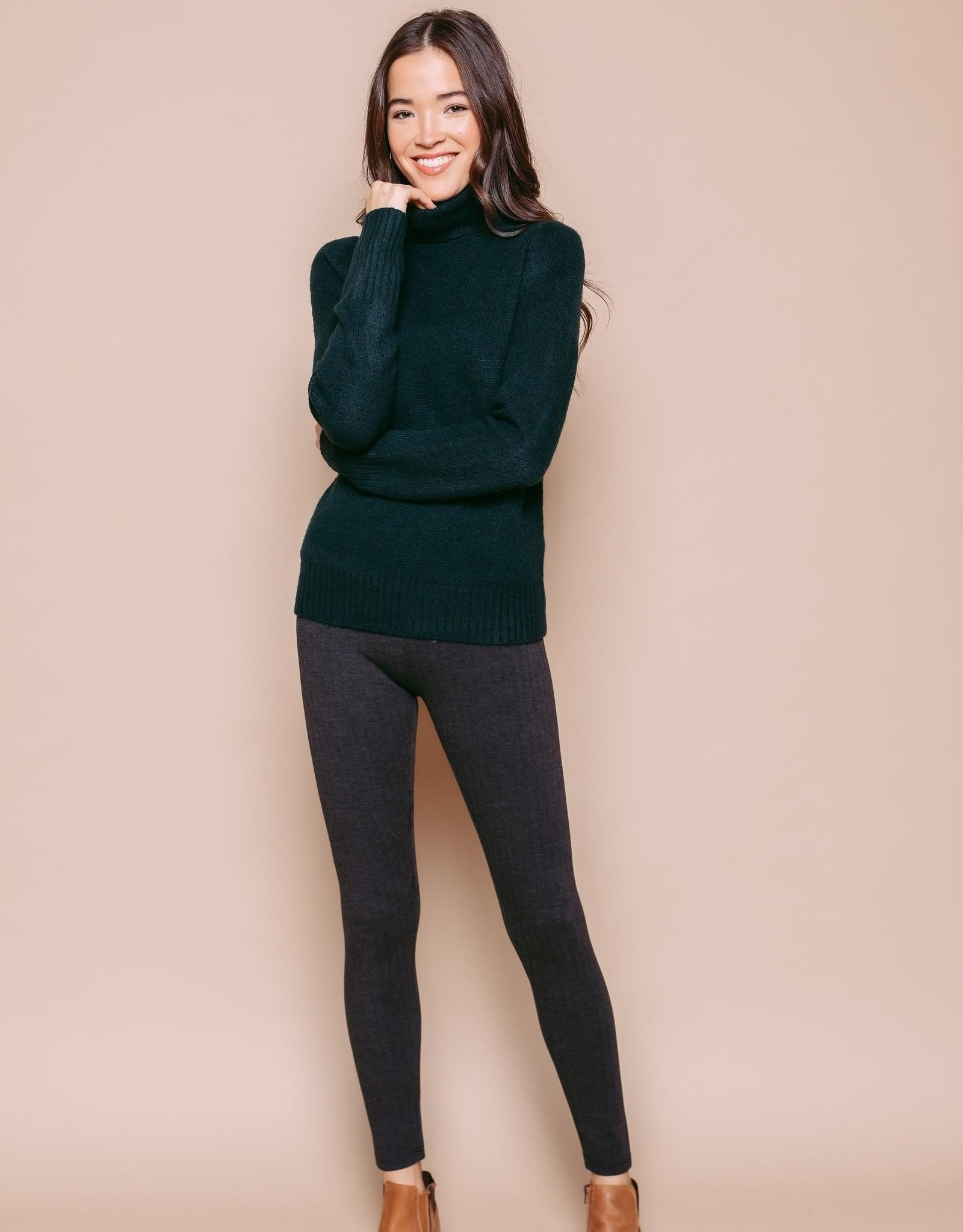 Orb Clothing Amanda Turtleneck