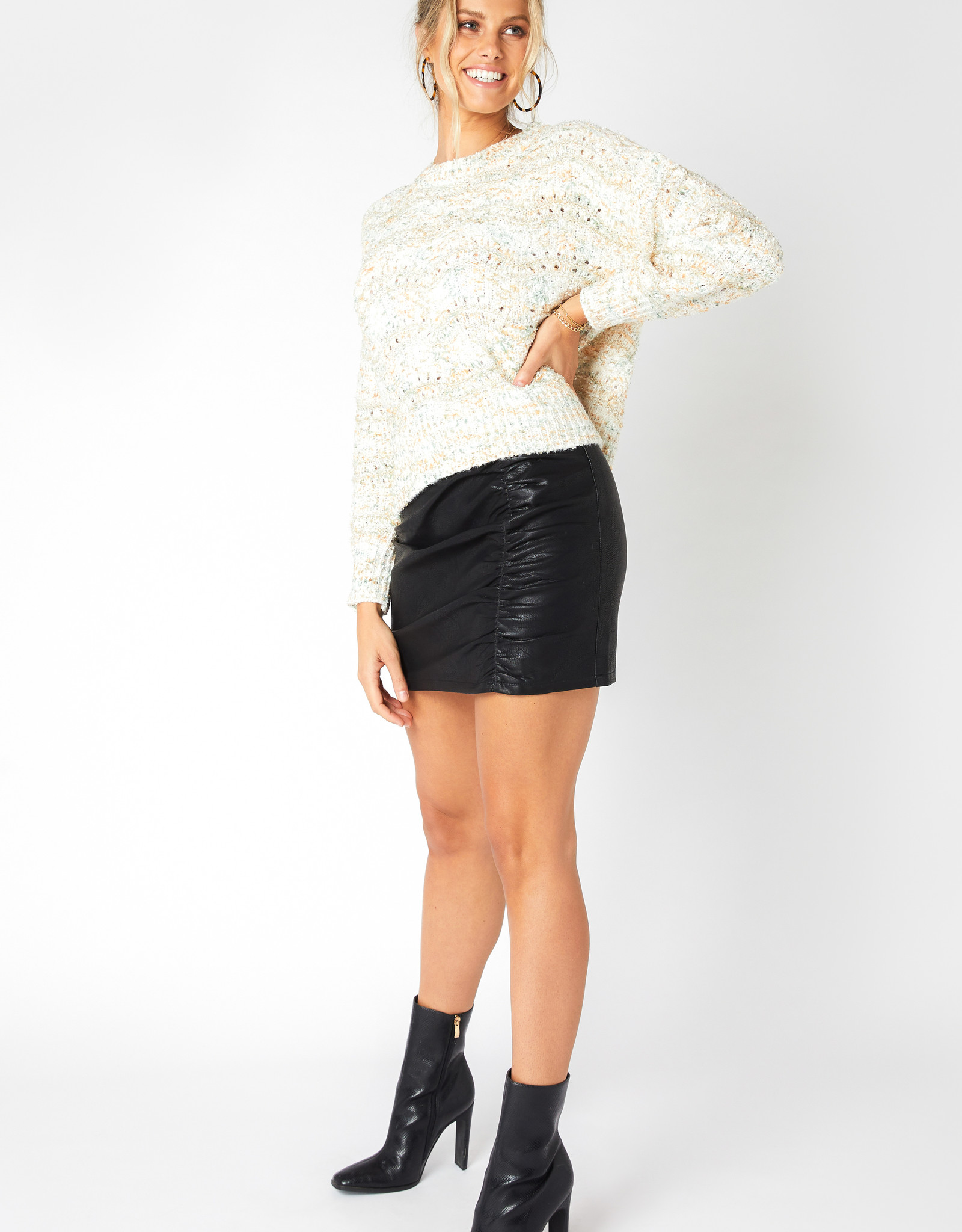 Mink Pink Kasey Knit Sweater