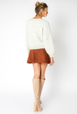Mink Pink Shine Bright Sweater