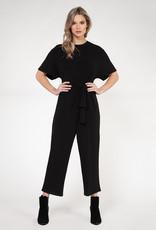 Black Tape Black Jumpsuit