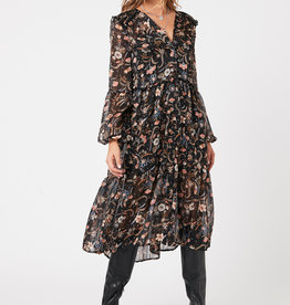 Mink Pink Shiloh Midi Dress