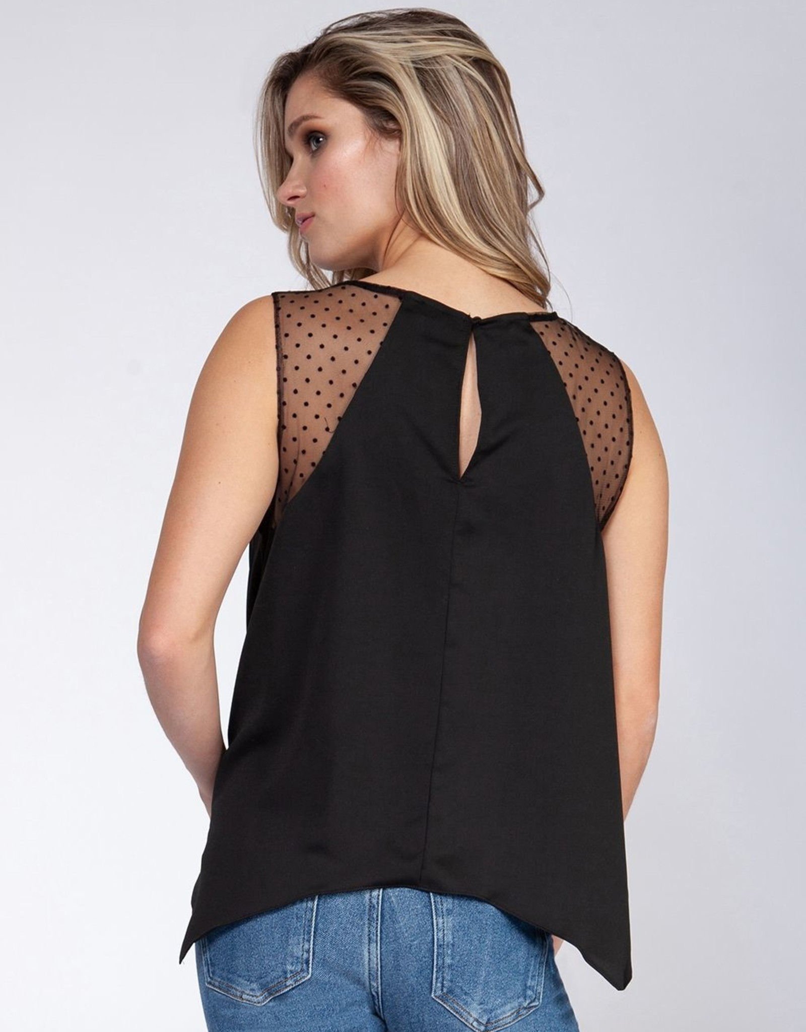 Black Tape Caviar Top
