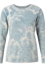 Yaya Adriatic Blue Sweater