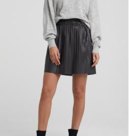 Yaya Grey Batwing Sweater