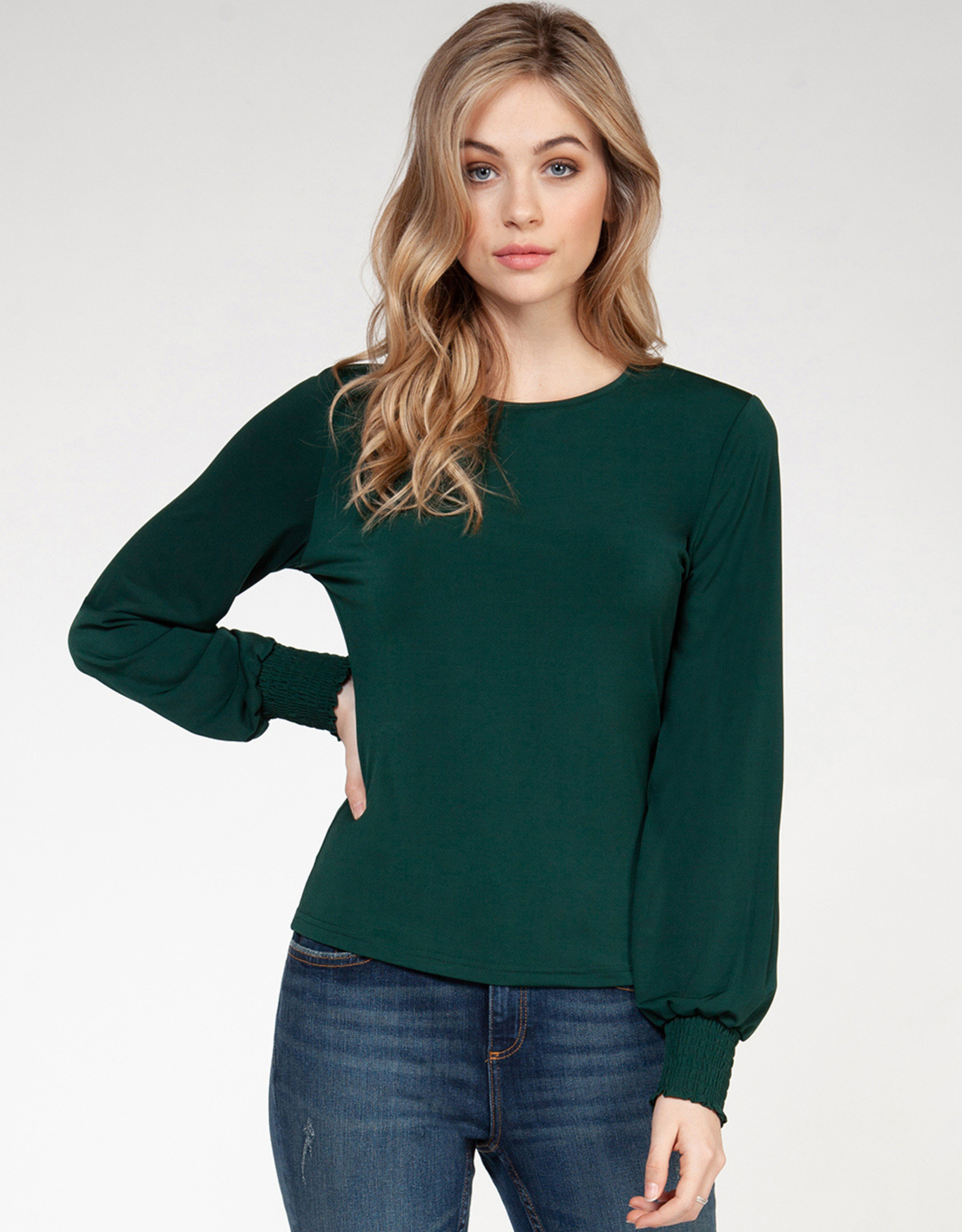 Dex Hunter Green Top