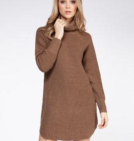 Dex Tobacco Sweater Dress